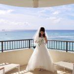 2015 ハワイ新婚旅行③挙式当日